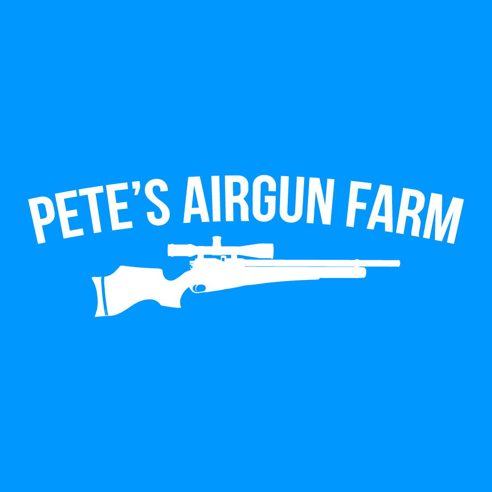 Logo for Pete's Airgun Farm