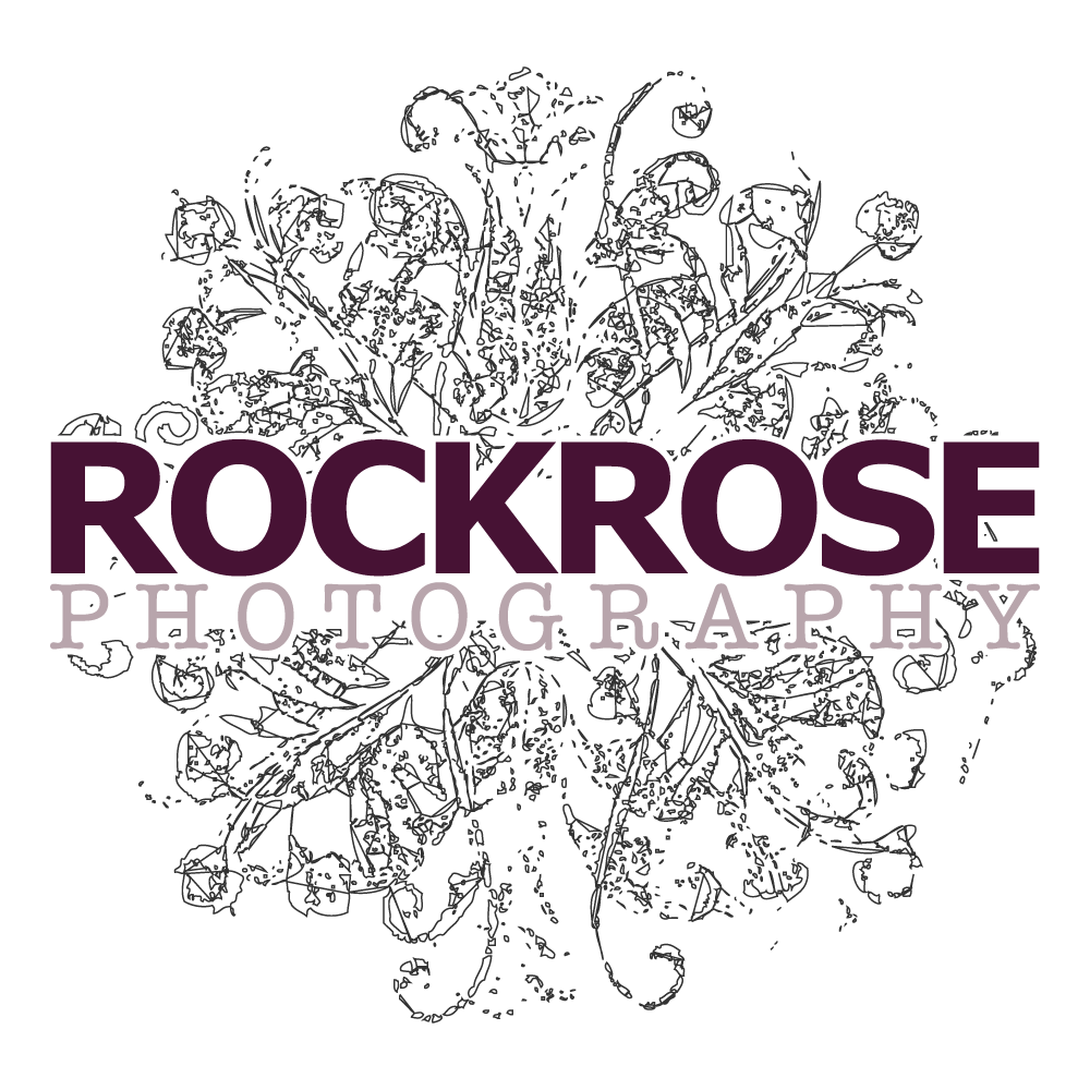 Logo for Rock Rose Photography