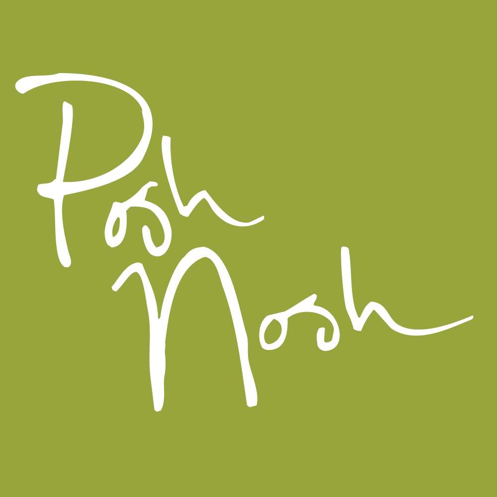 Logo for Posh Nosh